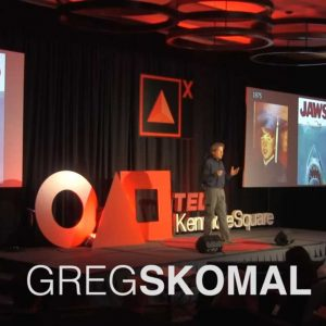 Living with sharks – TED Talk by shark biologist Gregory Skomal
